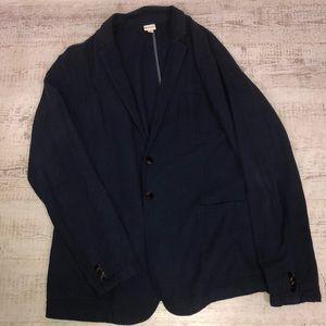 Navy Men's Cardigan